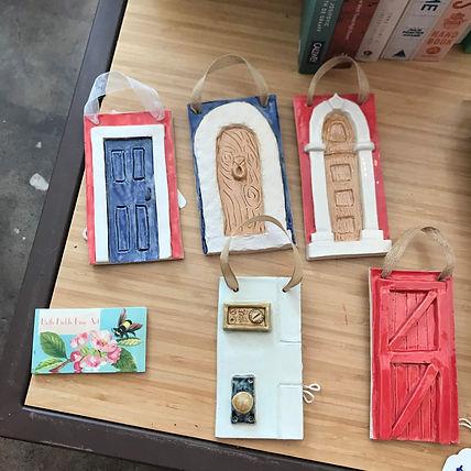 Doornaments at Native