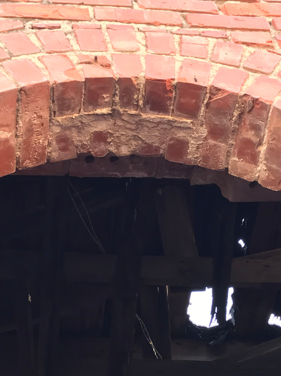 Memphis Alley Arch