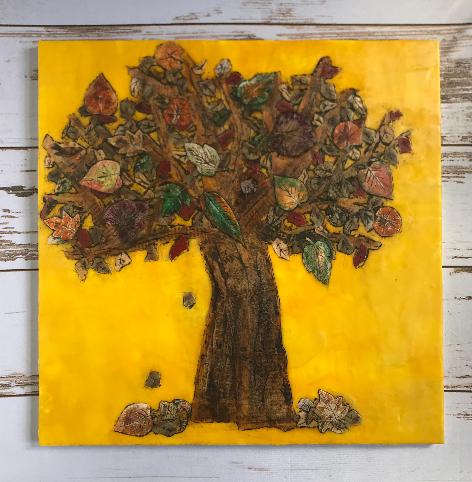 Yellow Tree