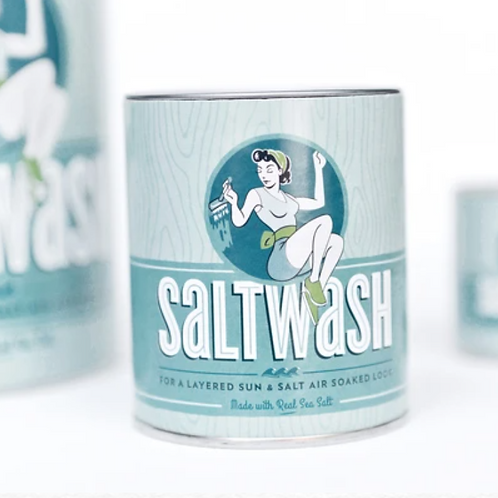 Saltwash 10 oz. can