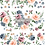 Thumbnail: REDESIGN DECOR TRANSFER-WATERCOLOR BLOOM