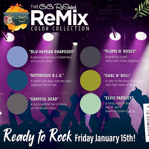 REMIX-Color Collection by CeCeRestyled
