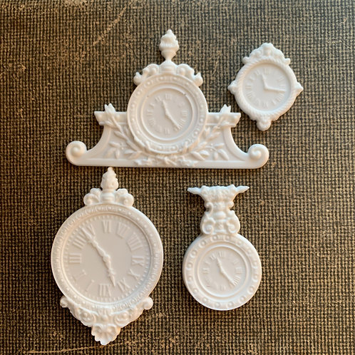 Elisian Clockworks  Resin Shapes