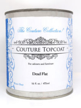 COUTURE DURABLE TOPCOATS