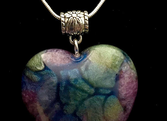Metastatic Breast Cancer Necklace
