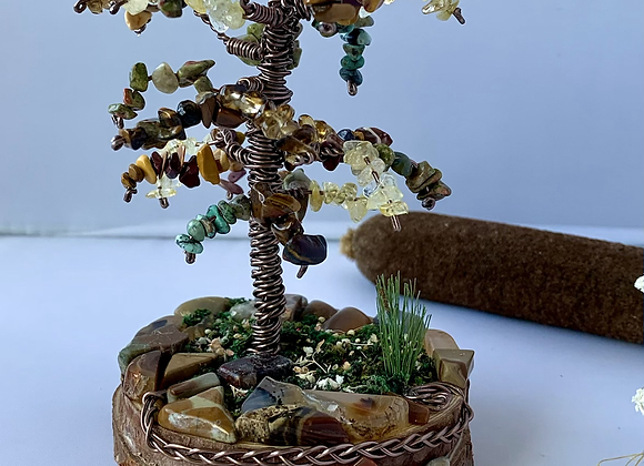 Fairy Garden Healing Tree