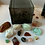 Thumbnail: Beautiful wooden box with minerals