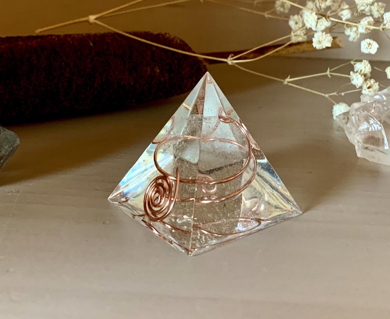 Small Crystal Orogonite