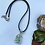 Thumbnail: Turquoise Wire Necklace