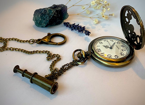 Venetian Pocket Watch