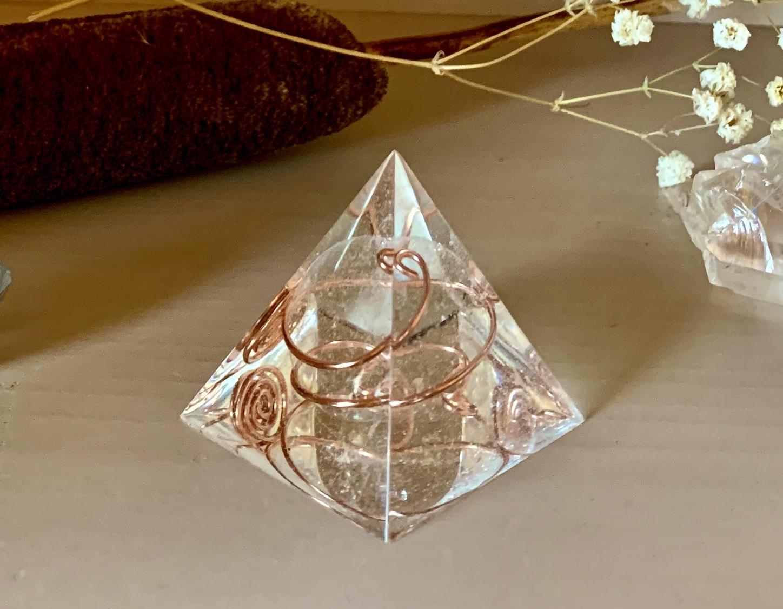 Thumbnail: Small Crystal Orogonite