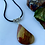 Thumbnail: Polished Jasper Stone Necklace
