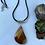 Thumbnail: Polished Jasper Stone Necklace