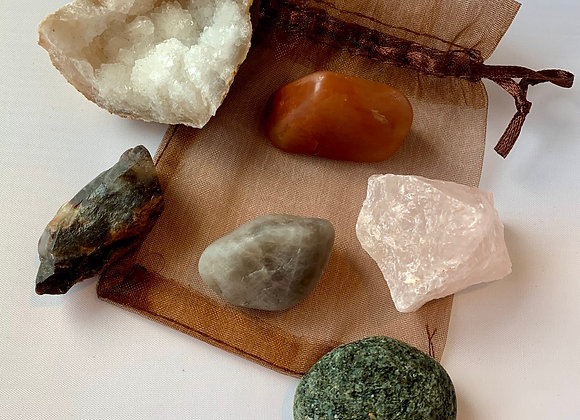 M & D Rocky Mountain Mineral Packs