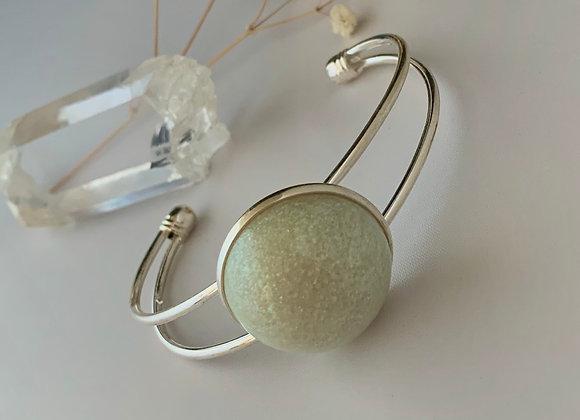 Opal Ghost Pigment Bracelet