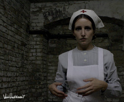 Nurse Kristina © Von Hoffman 2015