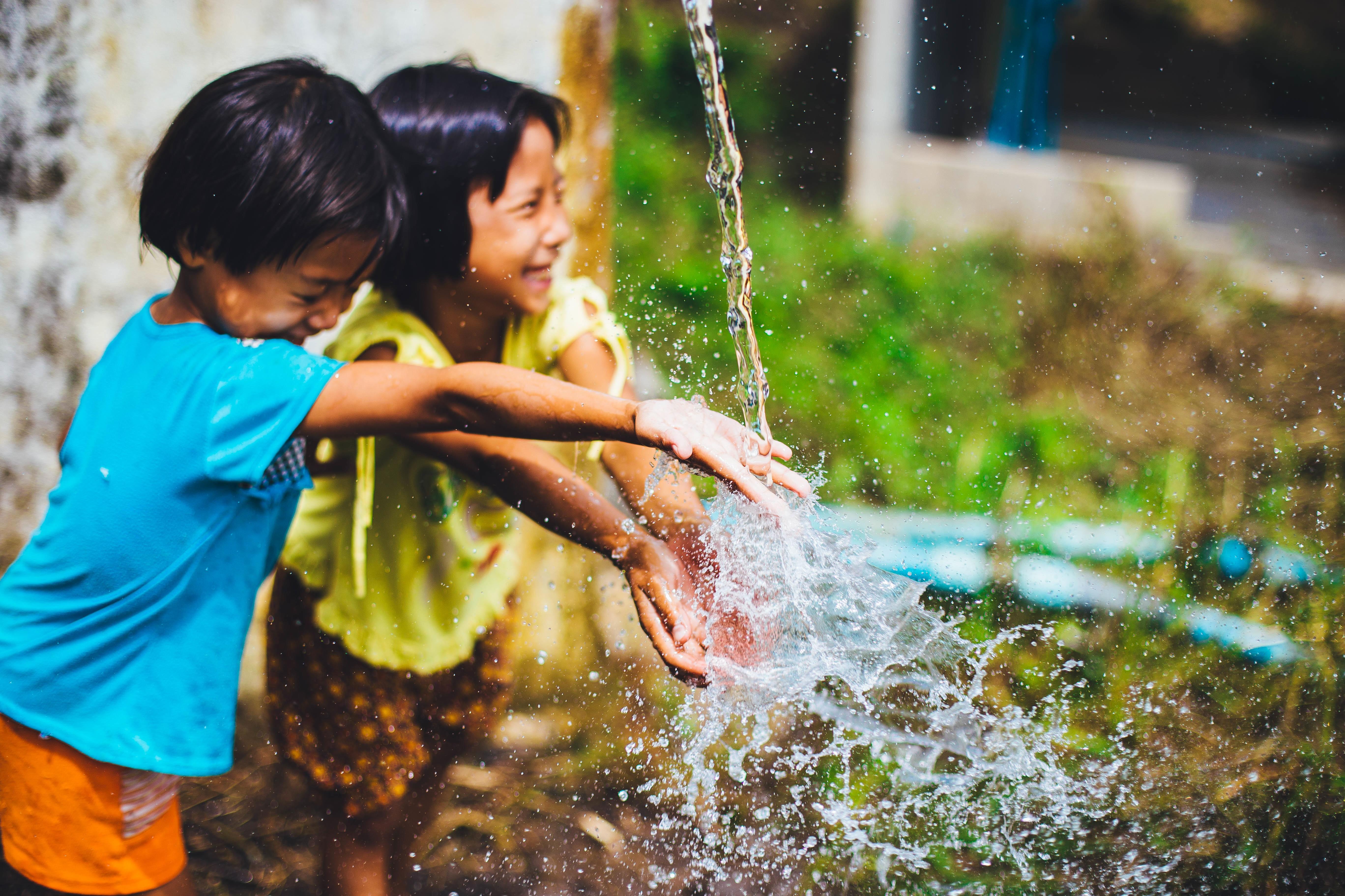 saneamento, água e segurança