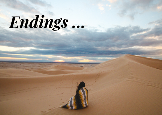 Endings - how do you handle them?