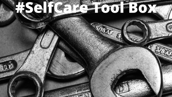 What's already lurking in your #SelfCare Tool Box?