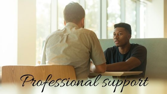 Mental Health Awareness Week - When to turn to a Professional