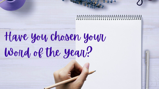 Have you chosen 2021's Word of the Year yet?