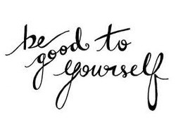 Self-care and self-responsibility - is it being selfish?