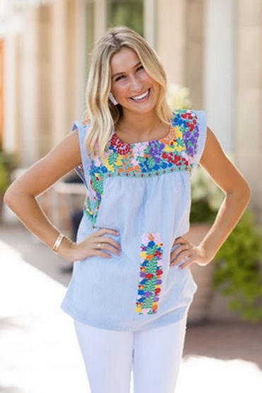 """The """"Kelsey"""" Top"""