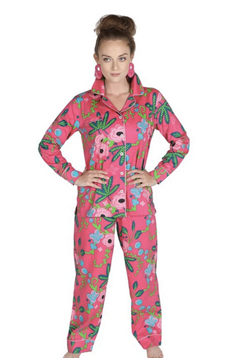 """Botanica"" Full Pajama Set"