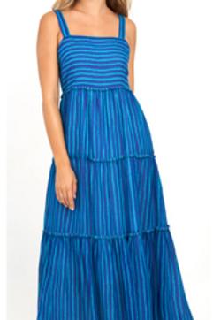 Tulum Long Tiered Dress