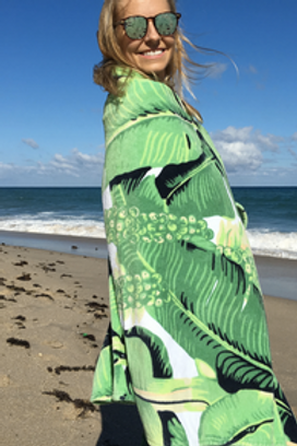 Brazilliance Beach Towel