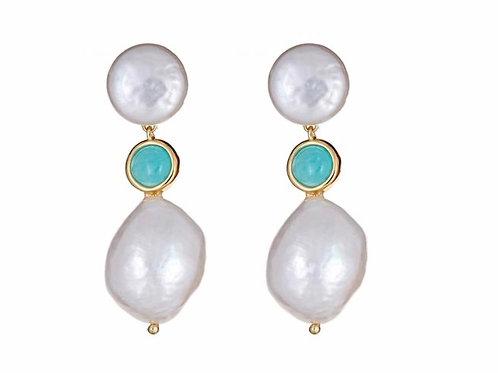 Moondust Earrings