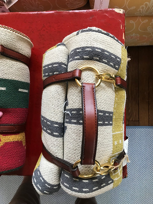 Equestrian Blankets with Carrier