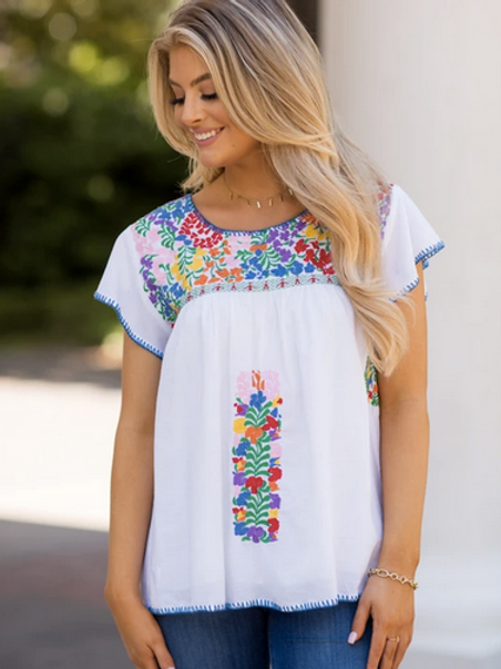 "The ""Andrea"" Top"