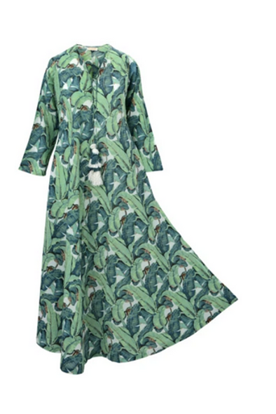 Forest Long Dress