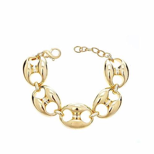 Gear Link Bracelet