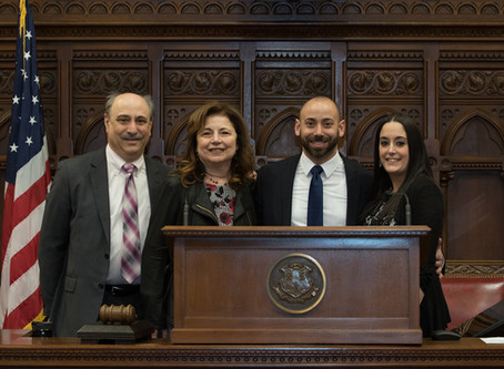 East Haven's Zullo takes oath as 99th District state representative