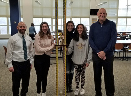 Zullo, Carfora laud national champion East Haven High School Co-op Marching Band