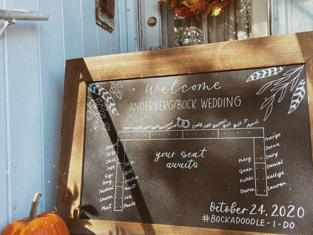 Getting Creative with a U-Shaped Seating Chart