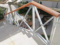 Balustradediagonal