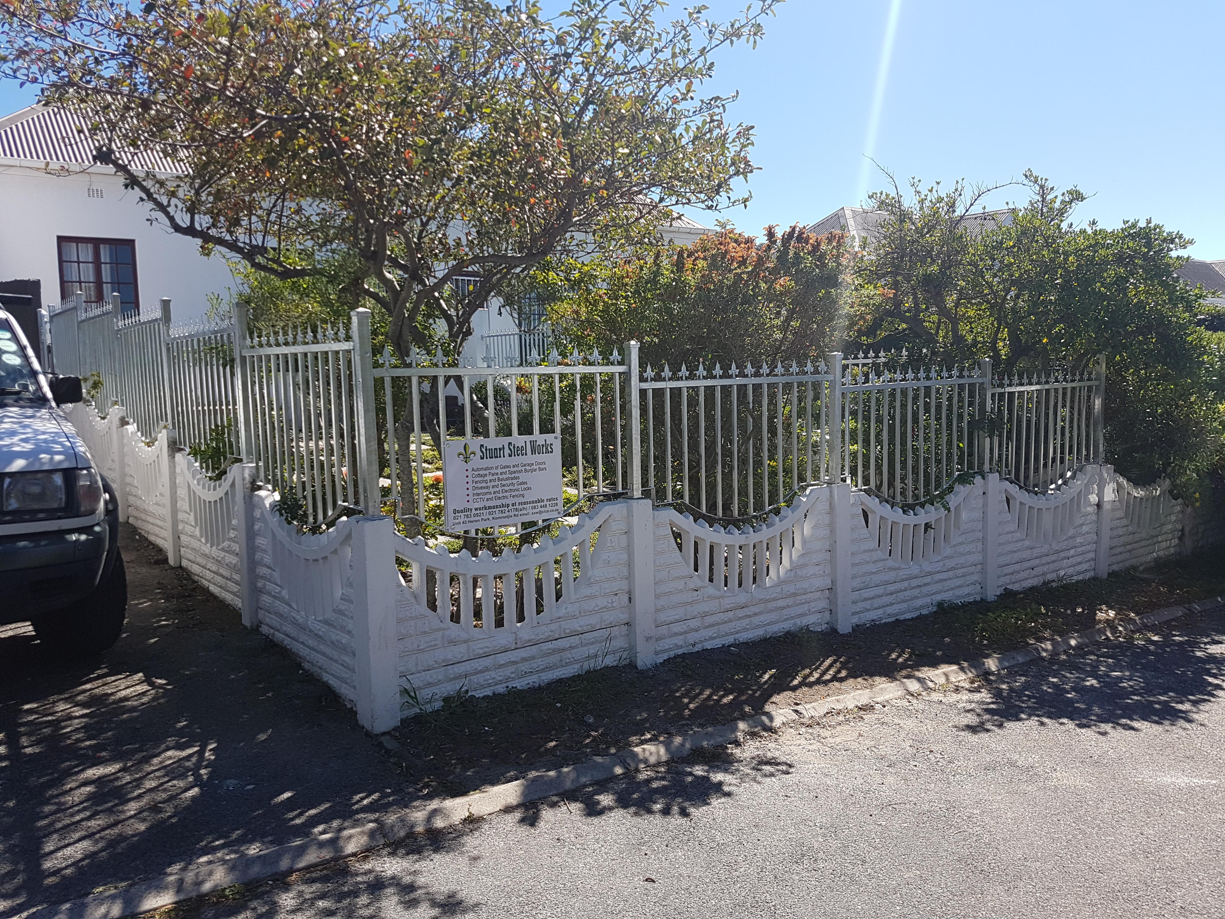 Fenceprecast