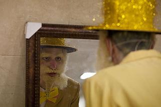 Purim Spiel at the Viznitz Court