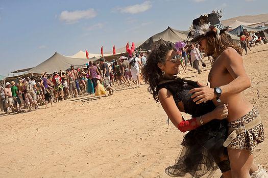 Midburn - Israel's Burning Man