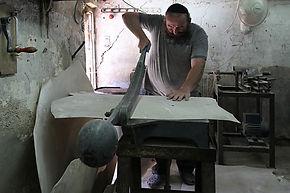 Making of Tefillin Ultra Orthodox Jews