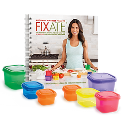 Monica Gibbs Beachbody FIXATE cookbook