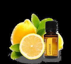 Monica Gibbs doTERRA Lemon