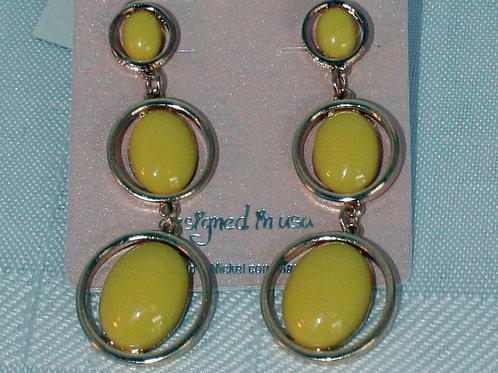 3-Circles Earrings