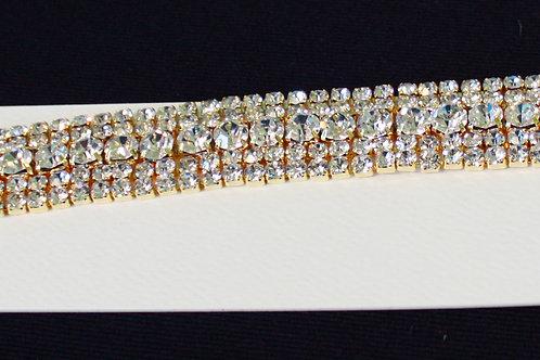 Crystal Evening Bracelet