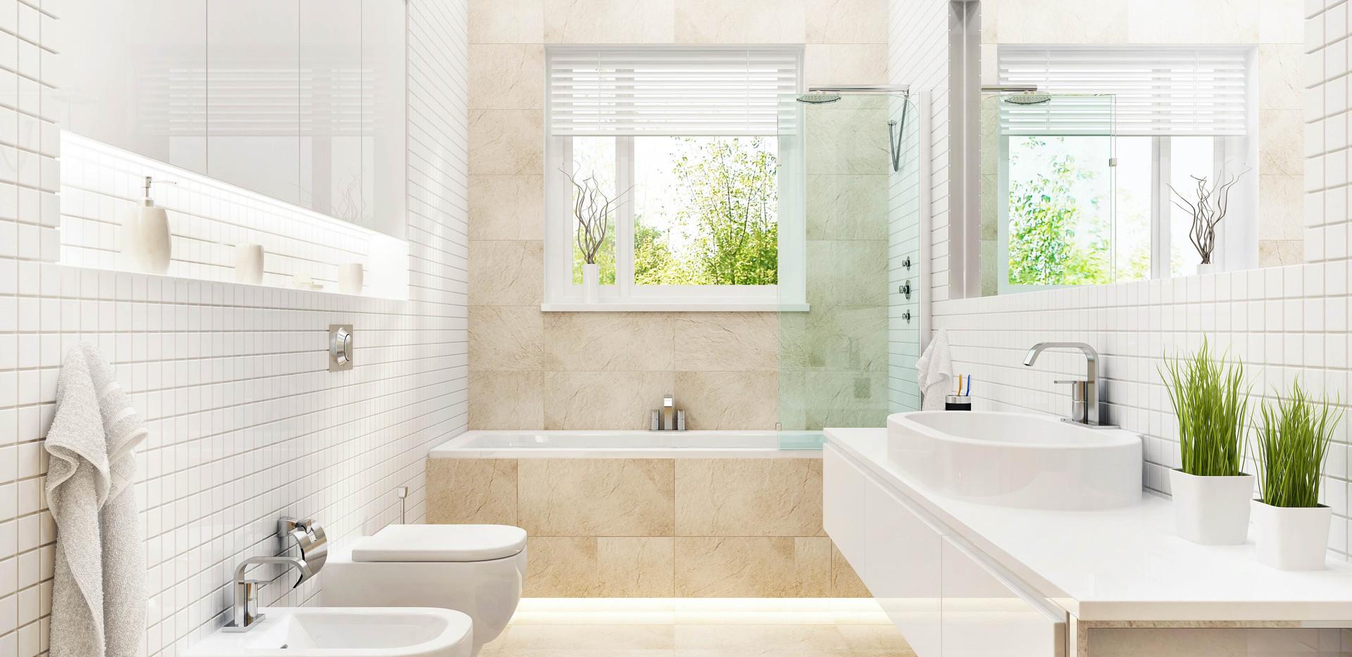 Dusche mit Badewanne?
