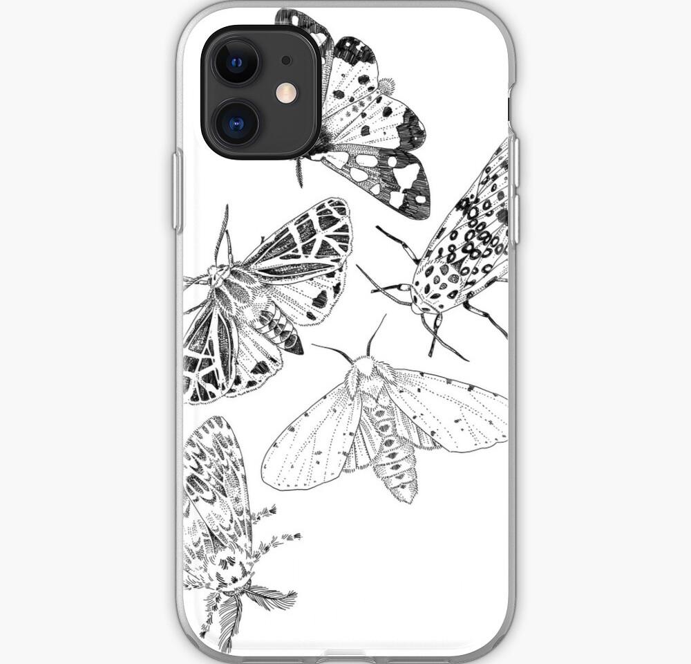 moth phone case