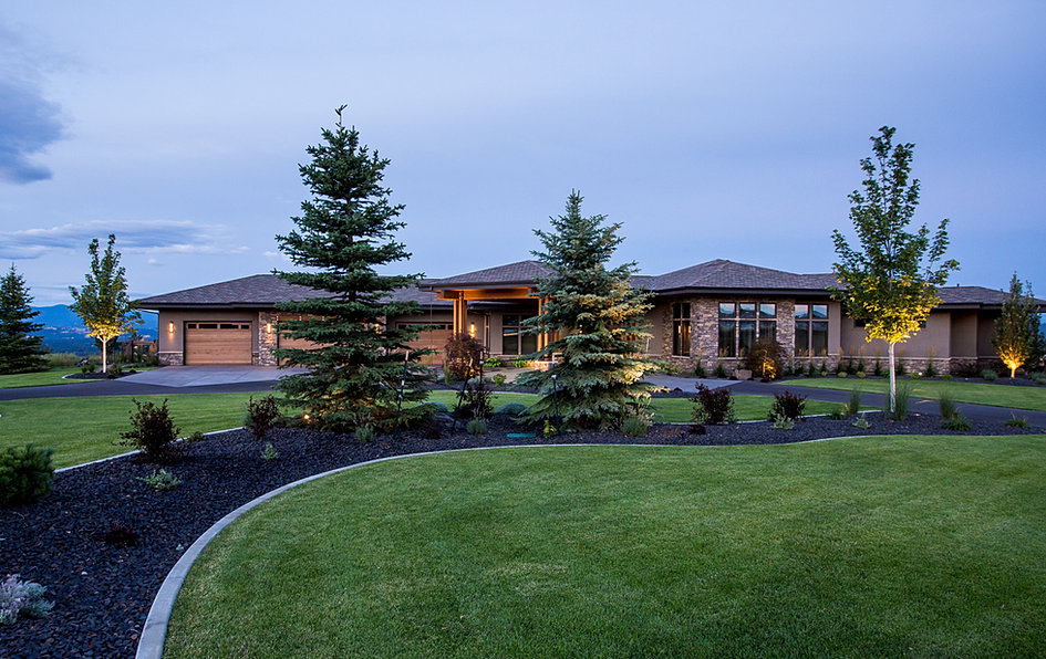 lawrence custom homes spokane avie home